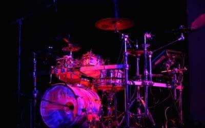 Wie kann ich in einer Wohnung Schlagzeug spielen?