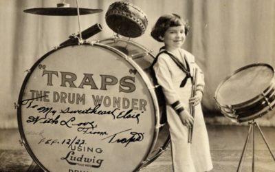 Die historische Entwicklung des Schlagzeugs