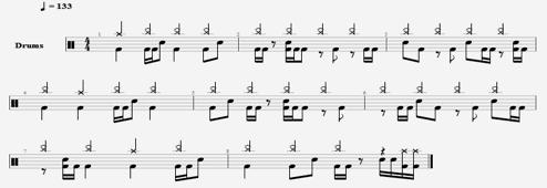 Riff D2 drums